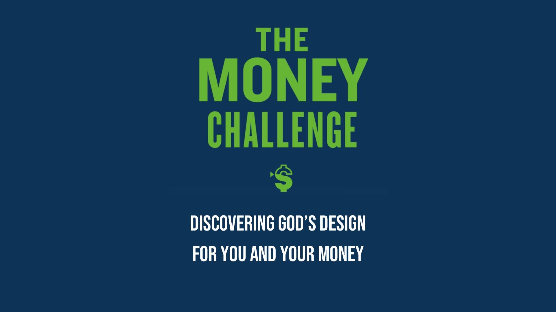 The Money Challenge #6 – The Poverty of the Prosperity Gospel